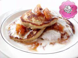 Pancakes cu musli