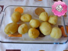 Retetele mele - Cartofi copti la cuptor