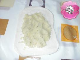 Retetele mele - Placintele cu cartofi si mujdei de usturoi