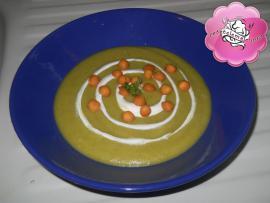 Retetele mele - Supa-crema de brocoli cu praz