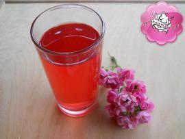 Retetele mele - Suc de trandafir